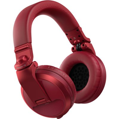 אוזניות DJ עם Pioneer HDJ-X5BT-R Bluetooth - לבמה ציוד הגברה ותאורה
