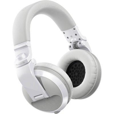 אוזניות DJ עם Pioneer HDJ-X5BT-W Bluetooth - לבמה ציוד הגברה ותאורה