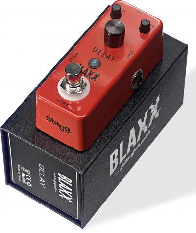 פדל אפקט לגיטרה Stagg BX-DELAY - לבמה ציוד הגברה ותאורה בע״מ