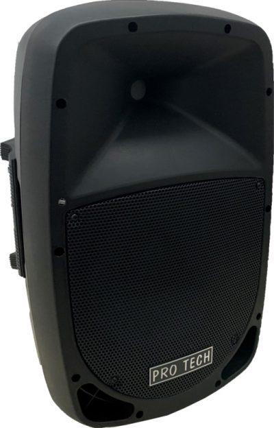רמקול נייד/ערכת קריוקי Protech PA-610 - לבמה ציוד הגברה ותאורה בע״מ