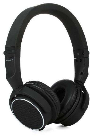 אוזניות מקצועיות ל-DJ כולל קייס קשיח Pioneer HDJ-S7-K - לבמה ציוד הגברה ותאורה