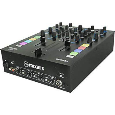 מיקסר 2 ערוצים (כולל תוכנת Serato DJ) MIXARS DUO MKII - לבמה ציוד הגברה ותאורה