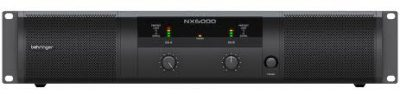 מגבר הספק Behringer NX6000 - לבמה ציוד הגברה ותאורה בע״מ