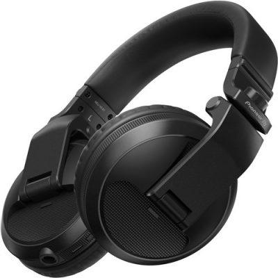אוזניות DJ עם Pioneer HDJ-X5BT-K Bluetooth - לבמה ציוד הגברה ותאורה