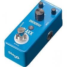 פדל אפקט לגיטרה Stagg BX-DRIVE A - לבמה ציוד הגברה ותאורה בע״מ