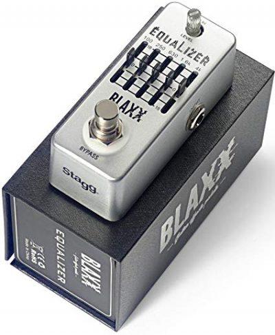 פדל איקיולייזר לגיטרה Stagg BX-EQ 5B - לבמה ציוד הגברה ותאורה בע״מ