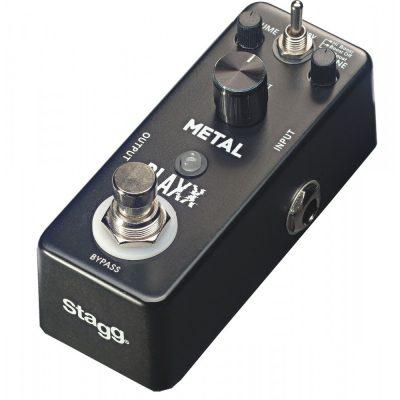 פדל דיסטורשן לגיטרה Stagg BX-METAL - לבמה ציוד הגברה ותאורה בע״מ