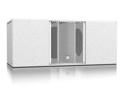 """רמקול סאבוופר פאסיבי Turbosound TCS212B-WH 2x""""12 - לבמה ציוד הגברה ותאורה"""
