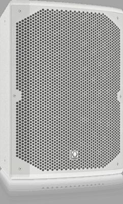"""רמקול פאסיבי להתקנות לבן 12"""" Turbosound TCX122-R-WH - לבמה ציוד הגברה ותאורה"""