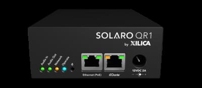 מעבד סאונד Xilica Solaro QR1 DSP - לבמה ציוד הגברה ותאורה בע״מ