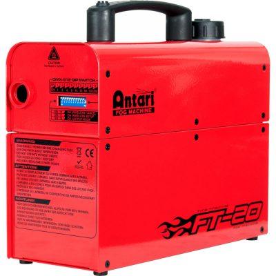 מכונת עשן Antari FT-20 - לבמה ציוד הגברה ותאורה בע״מ