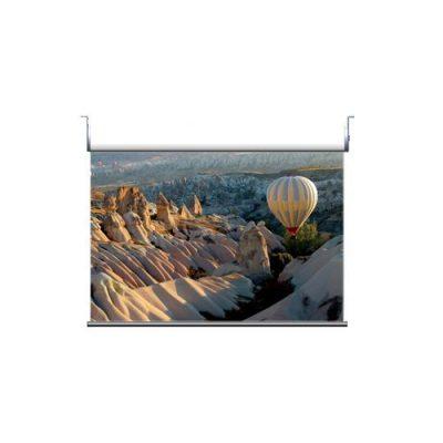 מסך הקרנה חשמלי ברוחב 10 מטר Best Vision Hercule - לבמה ציוד הגברה ותאורה בע״מ