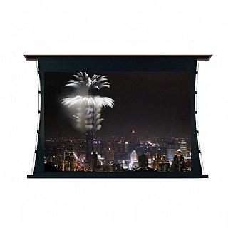 מסך הקרנה חשמלי נמתח ברוחב 4 מטר Best Vision Tensioned - לבמה ציוד הגברה ותאורה בע״מ