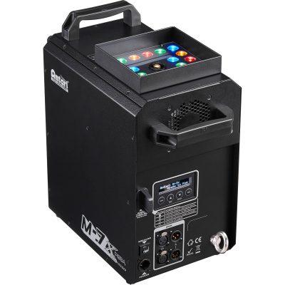 מכונת עשן אפקט Antari M7X RGBA Jet - לבמה ציוד הגברה ותאורה בע״מ