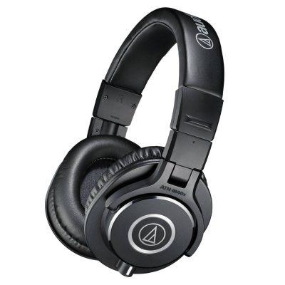אוזניות מוניטור Audio Technica ATH-M40X - לבמה ציוד הגברה ותאורה בע״מ