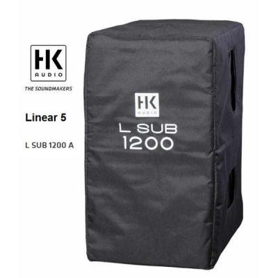 כיסוי קורדורה מקורי מרופד לסאבים L SUB 1200 / L SUB 1200 A מבית HK Audio - לבמה ציוד הגברה ותאורה בע״מ