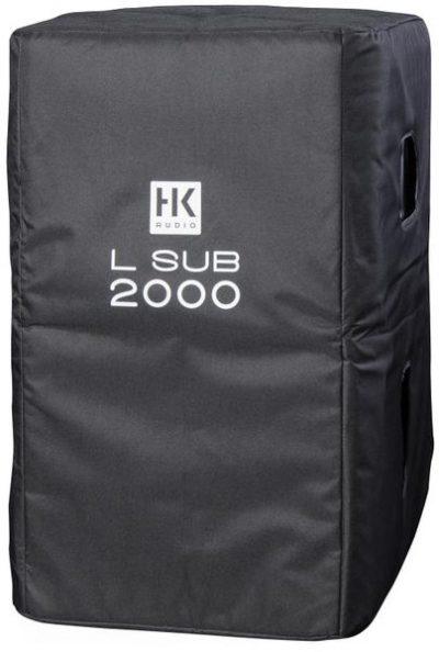 כיסוי קורדורה מקורי מרופד לסאבים L SUB 2000 / L SUB 2000 A מבית HK Audio - לבמה ציוד הגברה ותאורה בע״מ