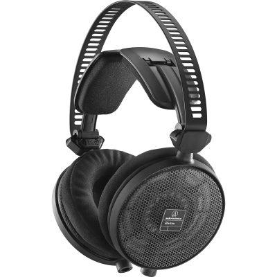 אוזניות אולפן מקצועיות Audio Technica ATH-R70X - לבמה ציוד הגברה ותאורה בע״מ