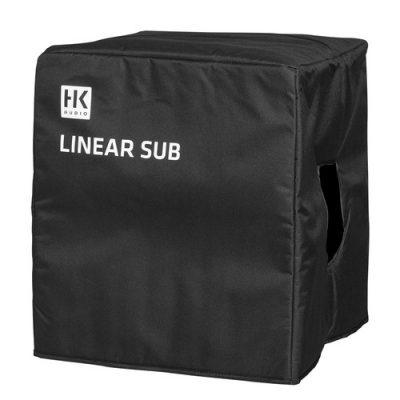 כיסוי קורדורה מקורי מרופד לסאבים Linear3 1500 A מבית HK Audio - לבמה ציוד הגברה ותאורה בע״מ