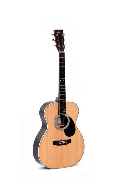 גיטרה אקוסטית מוגברת Sigma OMT-1STE - לבמה ציוד הגברה ותאורה בע״מ