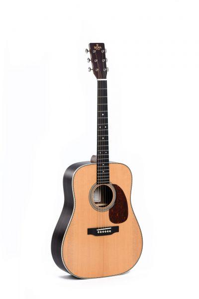 גיטרה אקוסטית Sigma DT-28H - לבמה ציוד הגברה ותאורה בע״מ