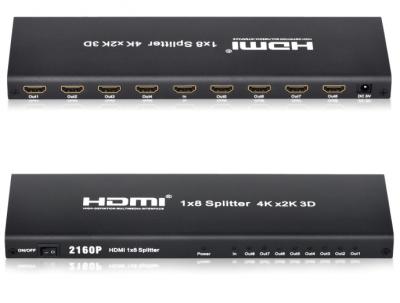 מפצל HDMI 8 - לבמה ציוד וידאו