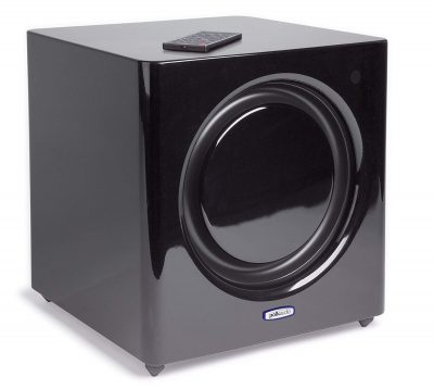 """סאבוופר כפול Polk Audio DSW MICRO PRO-3000 2x""""10 - לבמה ציוד הגברה ותאורה בע״מ"""