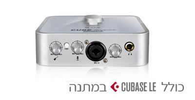 כרטיס קול מקצועי iCON Cube 2 Nano - לבמה ציוד הגברה ותאורה בע״מ