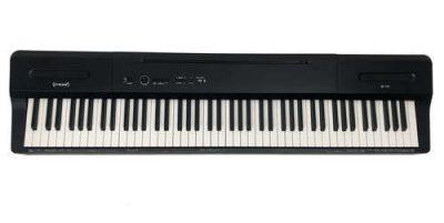 פסנתר חשמלי מקצועי 88 קלידים בצבע שחור Legrand EK-110 BK - לבמה ציוד הגברה ותאורה בע״מ