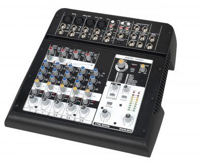 מיקסר אומנים TRX Audio ProFix8 - לבמה ציוד הגברה ותאורה בע״מ