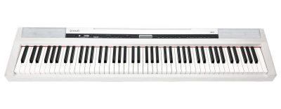פסנתר חשמלי 88 קלידים Legrand EK-3WH לבמה כלי נגינה