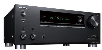 רסיבר רשת 9.2 ערוצים HI-FI למערכת קולנוע ביתי ONKYO TX-RZ730 - לבמה ציוד הגברה ותאורה בע״מ