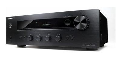 רסיבר סטריאו 100W Hi-Fi למערכת קולנוע ביתי ONKYO TX-8020 - לבמה ציוד הגברה ותאורה בע״מ