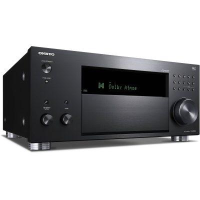רסיבר רשת סטריאו 9.2 ערוצים HI-FI למערכת קולנוע ביתי ONKYO TX-RZ830 - לבמה ציוד הגברה ותאורה בע״מ